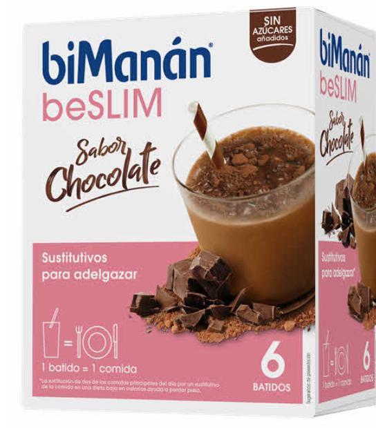 Comprar BIMANAN BESLIM BATIDO CHOCOLATE, Farmadina.com