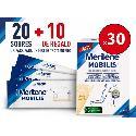 MERITENE MOBILIS SABOR VAINILLA 20 +10 SOBRES REGALO