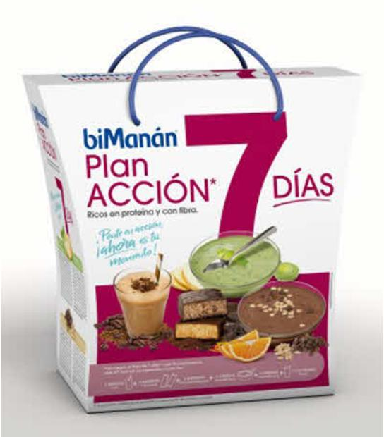 Comprar: BIMANAN PRO - 7 DIAS - biomanan 1 SEMANA, Farmadina.com