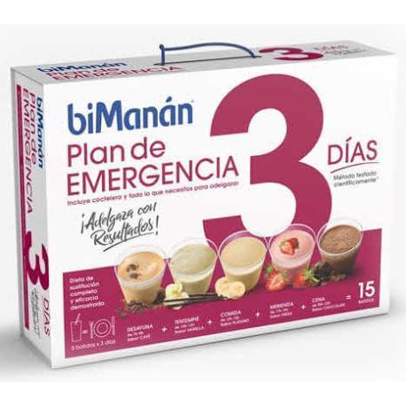 comprar BIMANAN PLAN EMERGENCIA COMPLET DIET BIMANAN. En farmadina.com