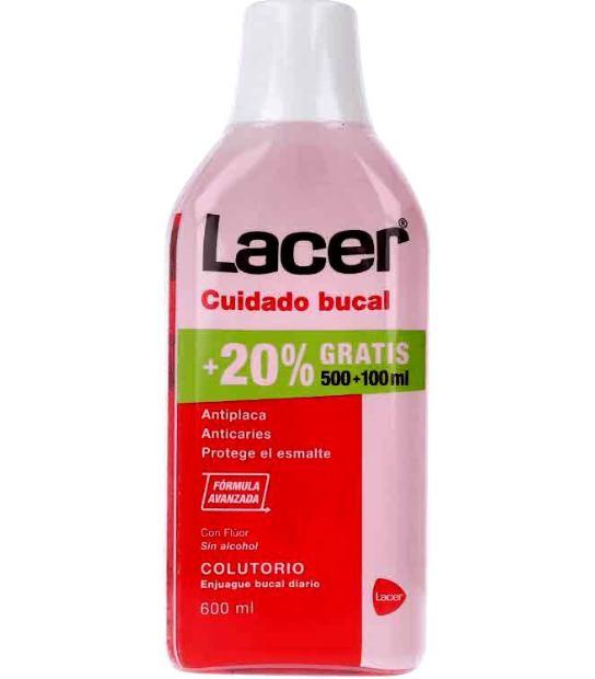LACER COLUTORIO 500ML+100ML