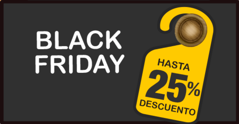 Black Friday en Farmadina