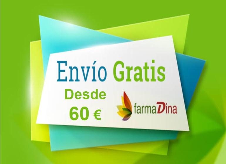 Envio Gratis desde 60 euros Peninsula/Baleares/Portugal