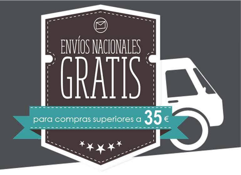 Envio Gratis +35