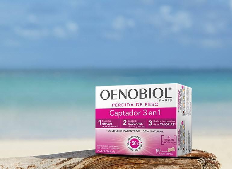 Comprar Oenobiol 3 en 1 captador de grasas